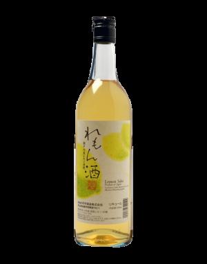 Sakehitosushi Lemon Sake