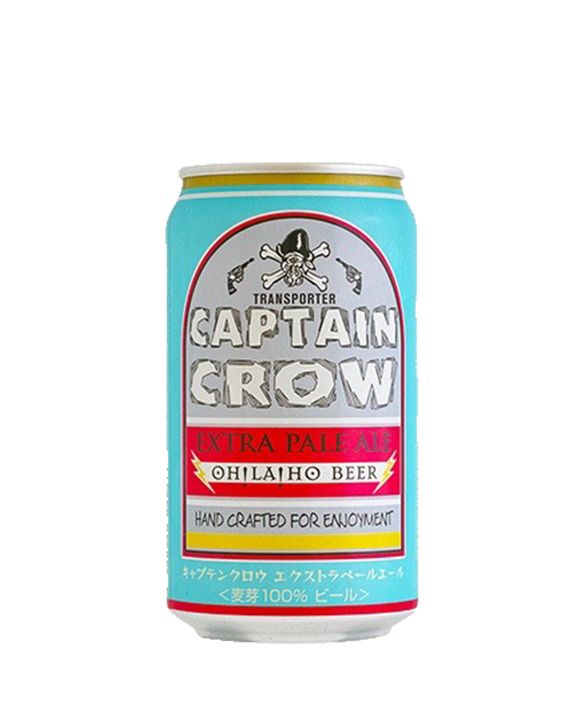 Captain Crow Extra Pale Ale - Oh La Ho!